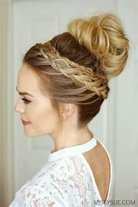 high bun hairstyles HairStyles