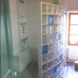 salle de bain brique de verre cuisine brique verre italienne les meilleures id 195 169 es de design d cloison brique de verre