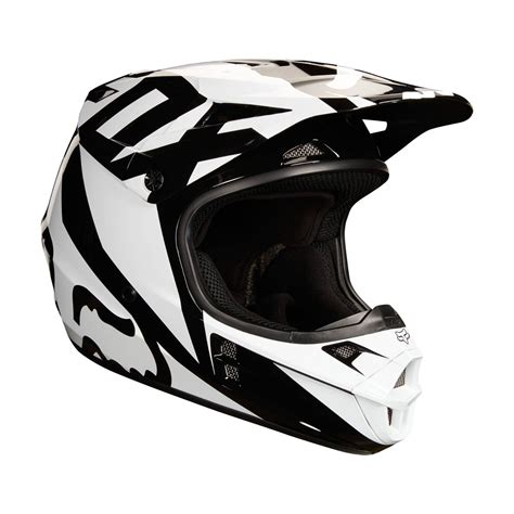 motocross helmet closeout fox racing v1 race helmet helmets dirt bike closeout