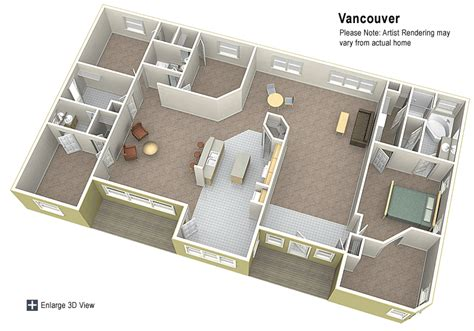 Wide Manufactured Home Floor Plans Oregon by Portable Mobile Homes Manufactured Mobile Home Floor Plans