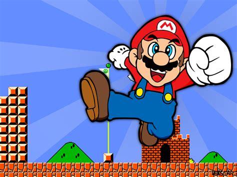 Mario Wallpaper Super Mario Bros Wallpaper 5429603