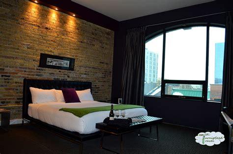 Inside London Ontario's Hotel Metro
