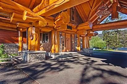 Log Timber Homes King Signal Point Bc