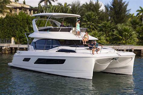 Power Catamaran Boat Names by Aquila Power Cats Multihull Central