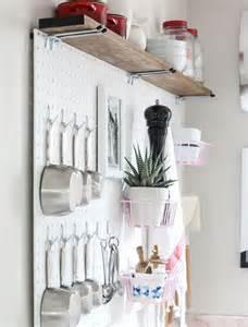 kitchen pegboard ideas 20 sensible diy pegboard storage in your kitchen decorazilla design