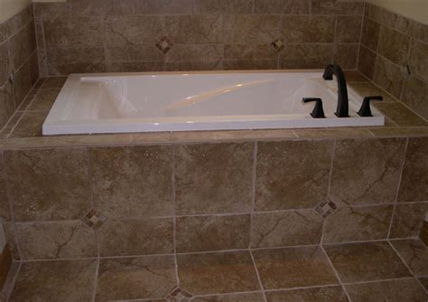 Tiling A Tub Shower by How To Porcelain Tub The Homy Design