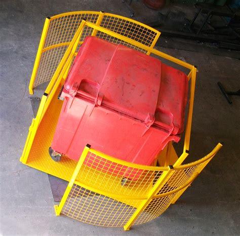vario  safety pallet gate system   turning type
