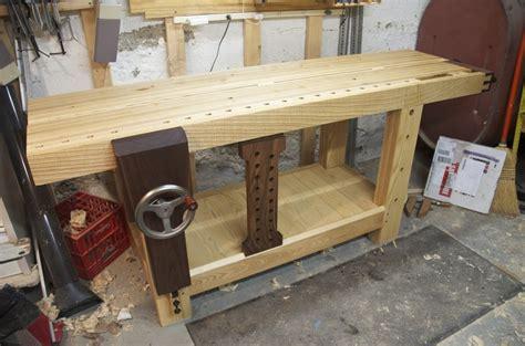 twwbenchcrafted split top roubo bench  thrakintosh