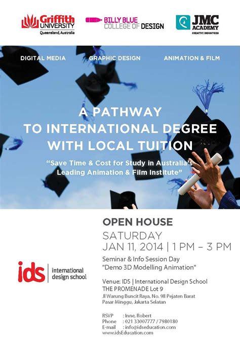 ids international design school open house seminar