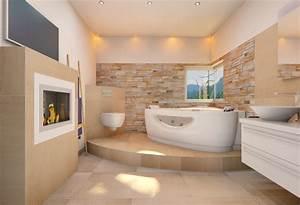 Badezimmer Planen Ideen : badgestaltung ideen beispiele professioneller planungen ~ Lizthompson.info Haus und Dekorationen