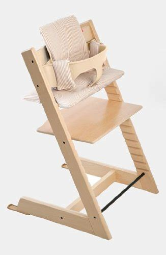 stokke tripp trapp high chair bundle with beige