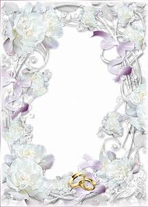 Delicate Transparent Wedding Photo Frame | Gallery ...