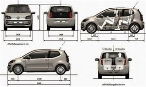 Dimension Volkswagen Up : volkswagen up new small family vw up and his competitors size informations ~ Medecine-chirurgie-esthetiques.com Avis de Voitures