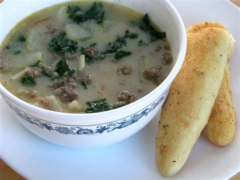 olive garden sausage soup recipe olive garden zuppa toscana soup miss made from