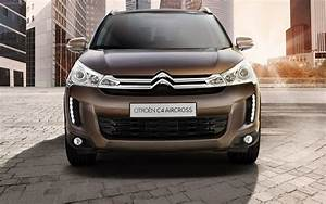 Citroen C4 Aircross 2014 Wallpaper