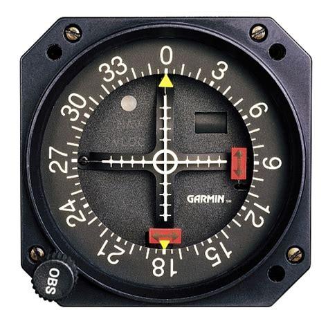 Garmin GI106A VOR/ILS/GPS Indicator