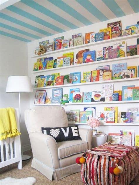 Kinderzimmer Wanddeko Ideen by B 252 Cher Wanddeko Ideen F 252 R Leseecke Kinderzimmer Einrichten