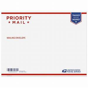 priority mail tyvek envelope uspscom With how to print priority mail labels