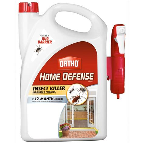Ideas To Paint My Living Room by Ortho Home Defense Max 1 Gal Ready To Use Perimeter And