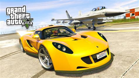 Fastest Car In The World!! Gta 5 Real Cars