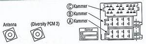 Becker Cdr-23 Pinout Or Connector Wiring Diagram - 986 Series  Boxster  Boxster S
