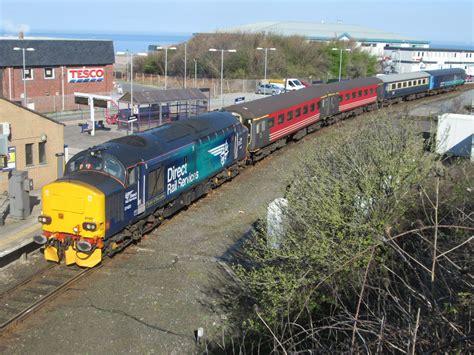 Loco Hauled Services To Return To Cumbrian Coast Uk