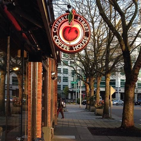 Cherry street coffee house is located in seattle city of washington state. Cherry Street Coffee House - Coffee Shop in Seattle