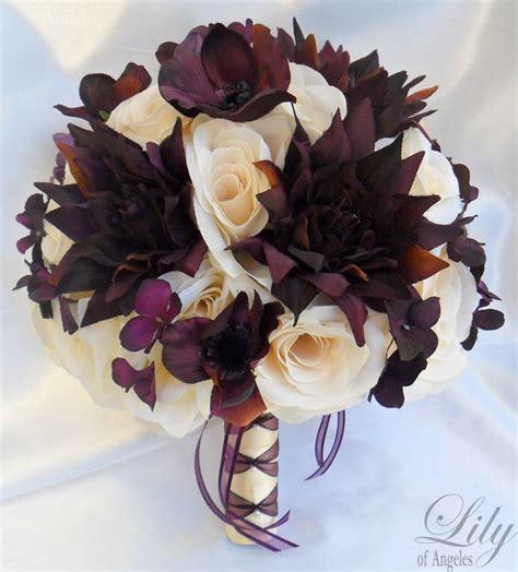 ideas  plum wedding flowers  pinterest