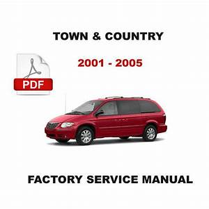 Chrysler Town  U0026 Country 2001