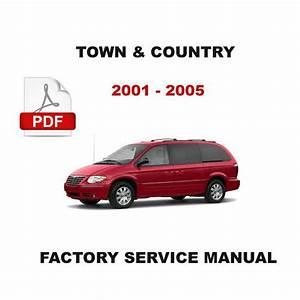 Chrysler Town  U0026 Country 2001