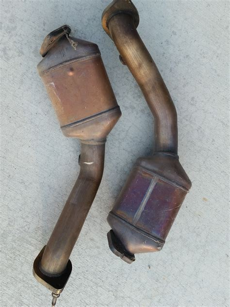pipe ls for sale c6 like new 2007 ls2 exhaust system manifolds cats h