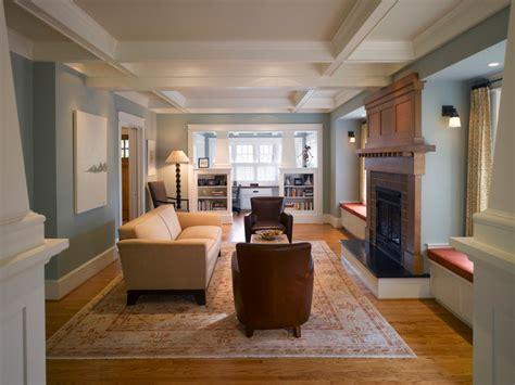 porter street living room craftsman living room dc