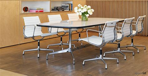 meeting tables contract white meeting table