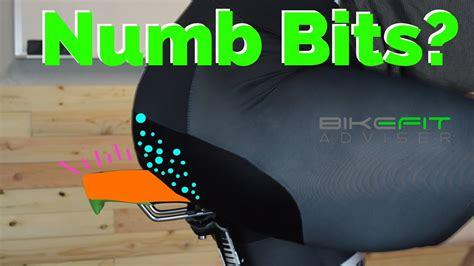 saddle numbness climbing