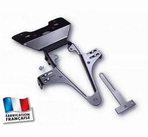 Plaque D Immatriculation Moto : support plaque d 39 immatriculation universel pour moto scooter ~ Medecine-chirurgie-esthetiques.com Avis de Voitures