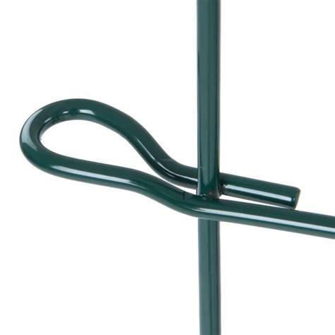 Zaunelemente Metall Grün by B Ware Teichzaun Metall Gartenzaun Gr 252 N Set 5 Zaunelemente