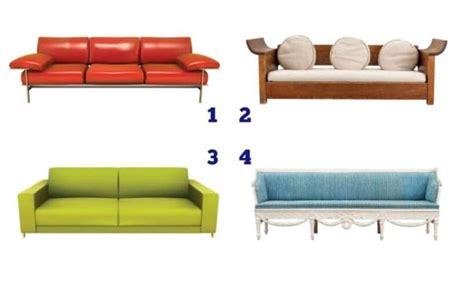 Izvēlies dīvānu un uzzini, kāda personība esi! - Spoki