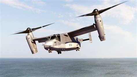 V-22 Osprey By Tmc-deluxe On Deviantart