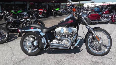 2001 Harley Davidson Softail Standard Fxst