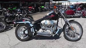 080702 - 2001 Harley Davidson Softail Standard Fxst