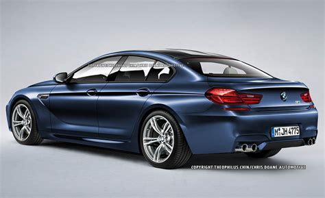 Bmw M6 Gran Coupe Photo by Bmw M6 Gran Coupe Technical Details History Photos On