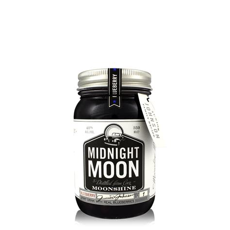 Midnight Moon Moonshine Blueberry 0,35L (40% Vol ...
