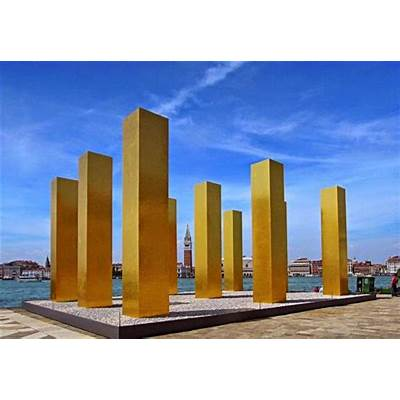 Venice: Fondazione Giorgio Cini - Heinz Mack: The Sky Over