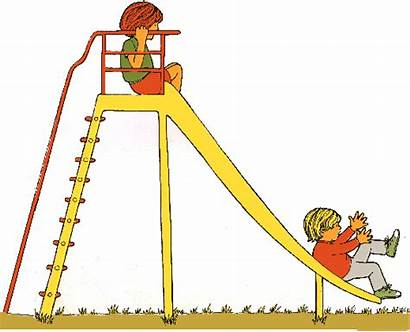 Kinetic Energy Slide Clipart Potential Down Moving
