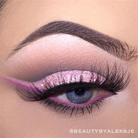 ways pink eyeshadow    totally badass