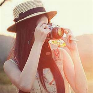 Cool Girls Facebook Profile Pictures With Camera