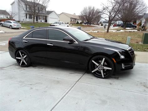 custom cadillac ats cadillac ats custom wheels lexani r four 20x8 5 et 34