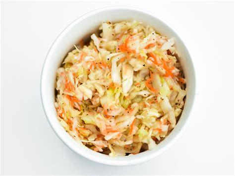 vinegar slaw 5 delicious coleslaw variations serious eats