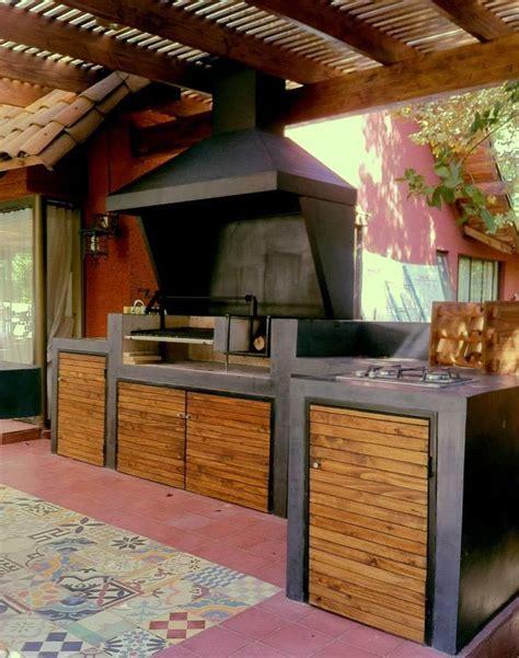 cocinas de estilo por obraa quinchos  terrazas en