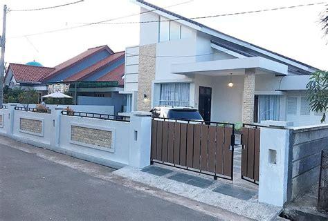 model pagar minimalis   rumah minimalis